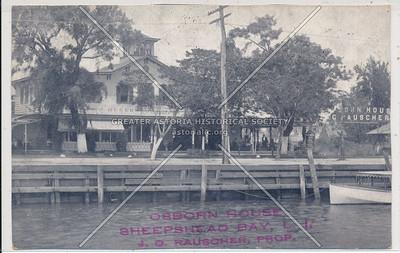 Osborn House, Sheepshead Bay, BK.