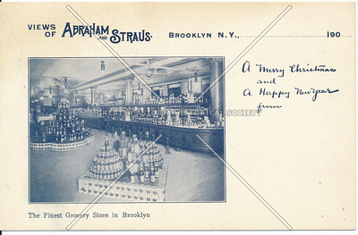 Views of Abraham and Straus - Brooklyn, N.Y.