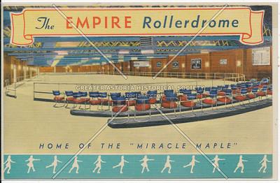 The Empire Rollerdrome - 200 Empire Boulevard Brooklyn, N.Y.