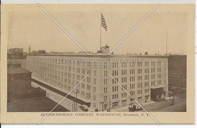 Austin-Nichols Company Warehouse - Brooklyn, N.Y.