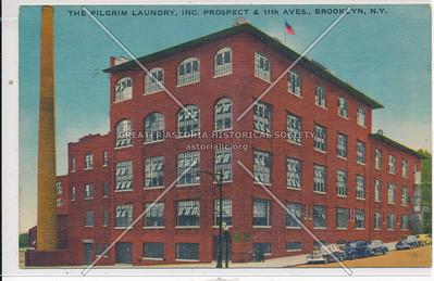 The Pilgrim Laundry, Inc. - Prospect & 11th Avenues, Brooklyn N.Y.