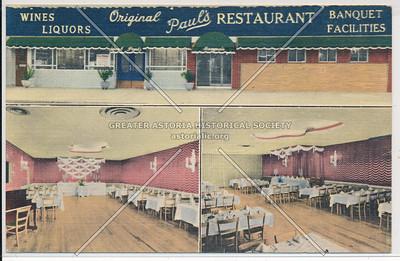 Original Paul's Restaurant - Flatbush Ave. and East 31st St. Brooklyn, N.Y.