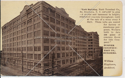 Turner Construction Co., Builders - Brooklyn, N.Y.