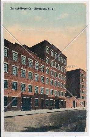 Bristol-Myers Co., Brooklyn N.Y.