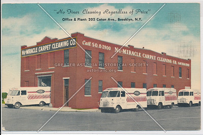 Nu-Miracle Carpet Cleaning Co. - 202 Caton Ave.,  Brooklyn, N.Y.