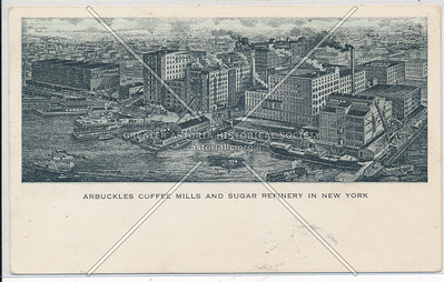 Arbuckles Coffee Mills and Sugar Refinery - Brooklyn, N.Y.