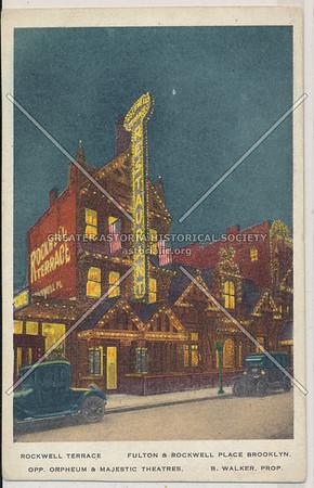Rockwell Terrace - Fulton & Rockwell Place Brooklyn, N.Y.