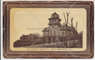 St. Vincent Hospital, West New Brighton