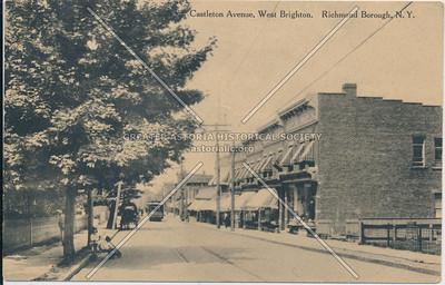 Castleton Avenue, West New Brighton