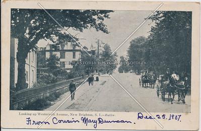 Westervelt Avenue, New Brighton