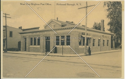 West New Brighton Post Office