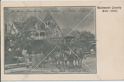 Richmond County Fair, 1906