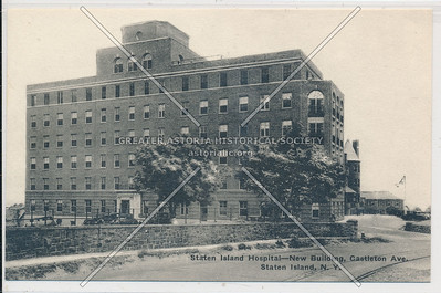 Staten Island Hospital, West New Brighton