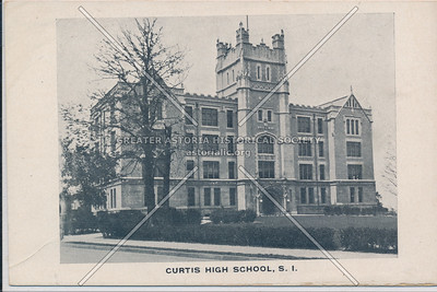 Curtis High School,  New Brighton
