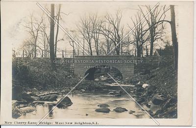 Cherry Lane (Forest Avenue) Bridge, West New Brighton