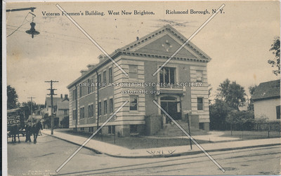 Veteran Firemen's Building, West New Brighton