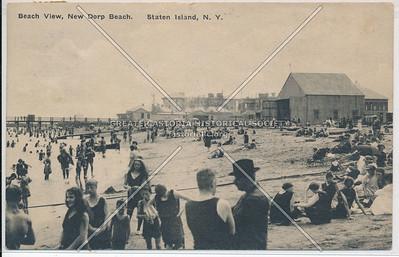 New Dorp Beach