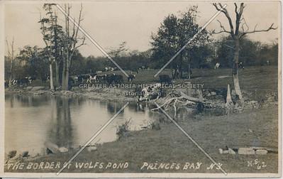 Wolfe's Pond,  Prince's Bay