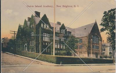 Staten Island Academy, New Brighton