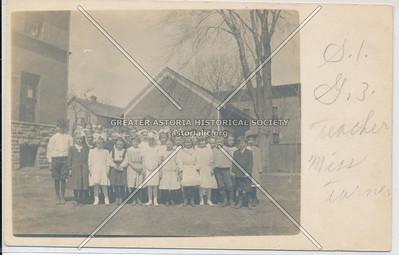 Schoolchildren, New Brighton
