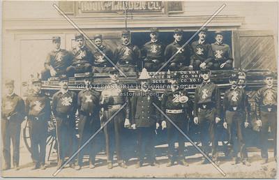 Hook & Ladder Co. #1, Annadale
