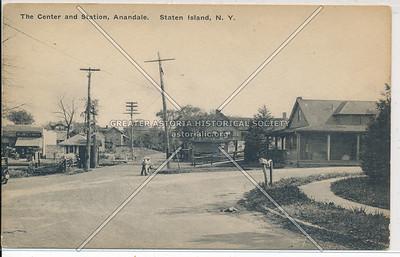 Annadale Station, Staten Island Railway