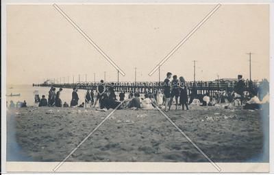Midland Beach pier