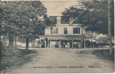 Stucker's Annadale Hotel