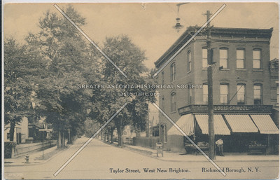 Taylor Street, West New Brighton
