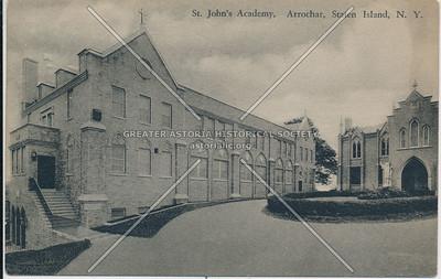 St. John's Academy, Arrochar
