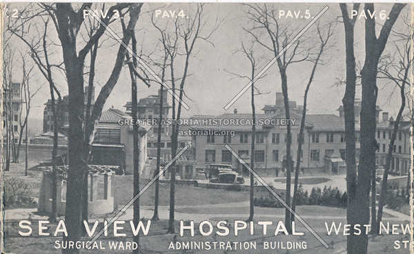 Seaview Hospital surgical ward