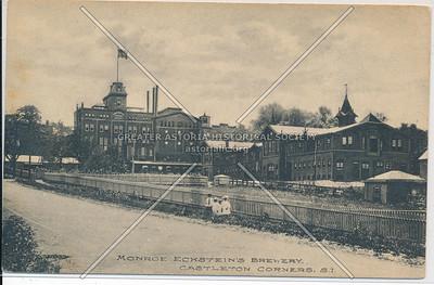 Eckstein's Brewery, Castleton Corners