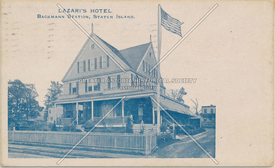 Lazari's Hotel, Arrochar