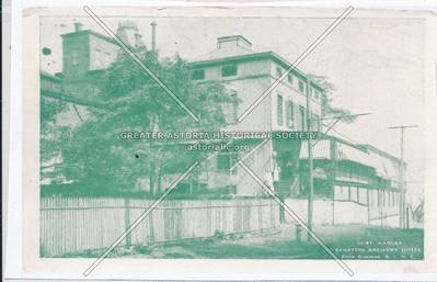 Eckstein's Brewery Hotel, Castleton Corners