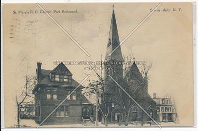 St. Mary's R.C. Church, Port Richmond