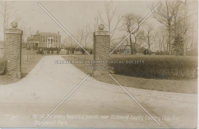 Richmond County Country Club, Hazelwood Park