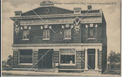 Masonic Temple, Tottenville
