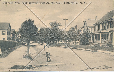 Johnson Ave., from Arents Ave (Craig Ave), Tottenville