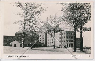 Halloran V.A. Hospital, Staten Island