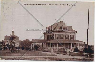 Hackelmeister's, Central Ave (Joline Ave)., Tottenville