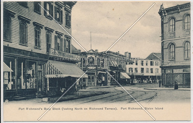 Port Richmond Sq., Richmond Ave at Richmond Terrace