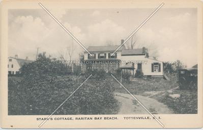 Stark's Cottage, Raritan Beach Park, Tottenville