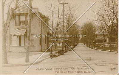 Waters and Jewett Aves., Westerleigh