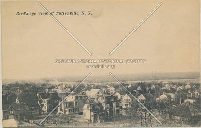 Tottenville birdseye view