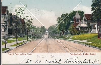 Jewett Ave., Westerleigh
