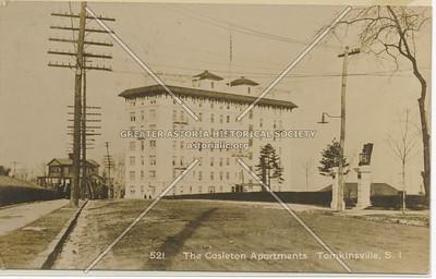 Castleton Apartments, Tompkinsville