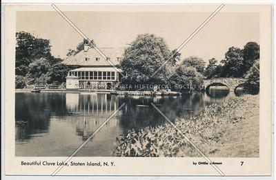 Clove Lakes Park, Staten Island