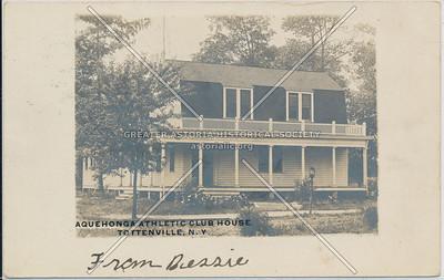 Aquehonga Clubhouse, Tottenville