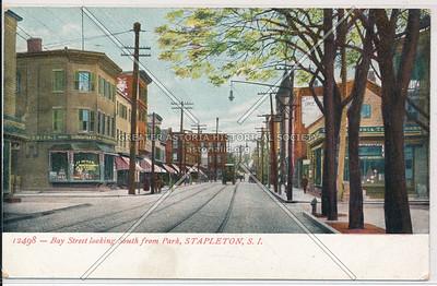 Bay Street,  Stapleton