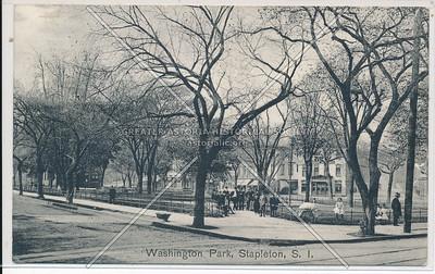 Washington (Tappen) Park,  Stapleton